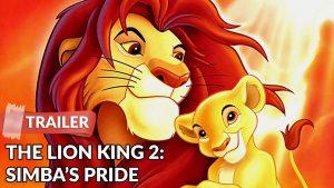 The Lion King 2 Simba's Pride (1998)