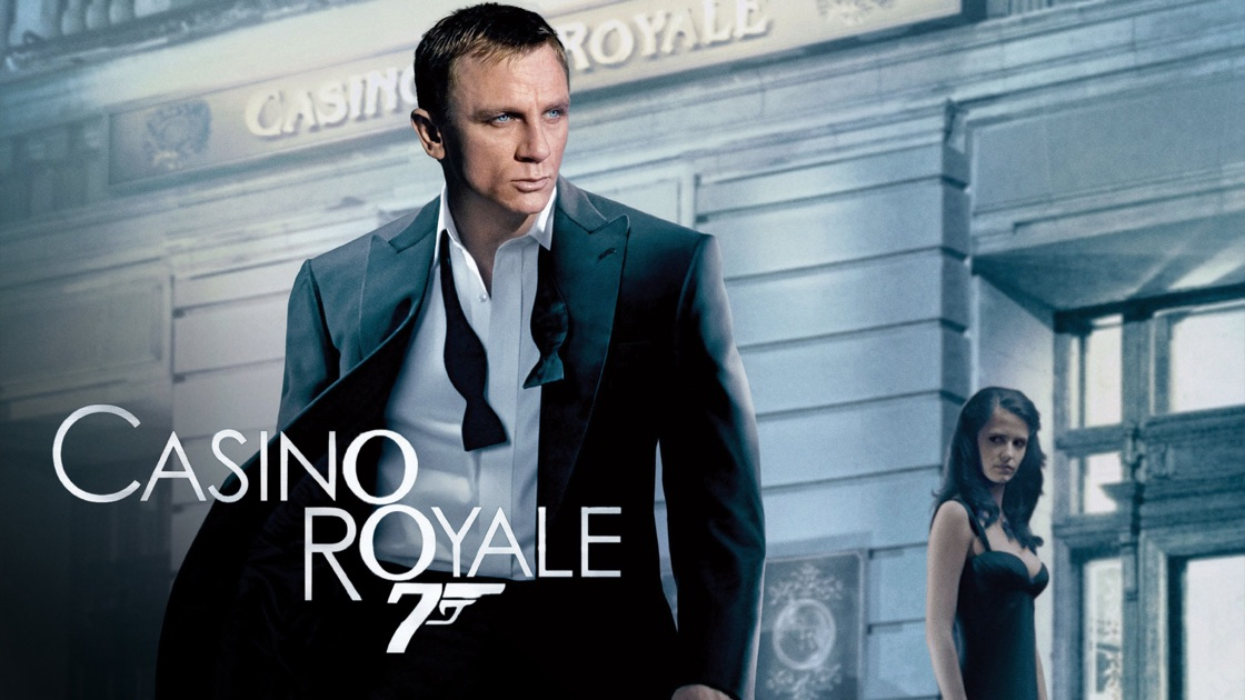 หนังใหม่ Casino Royale 007 พยัคฆ์ร้ายเดิมพันระห่ำโลก |
