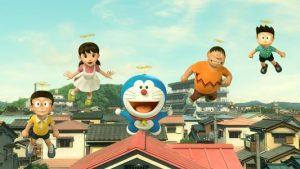Stand by Me Doraemon (2014) โดราเอมอน เพื่อนกันตลอดไป