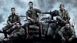 Fury (2014) วันปฐพีเดือด