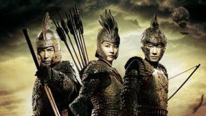 An Empress and the Warrior (2008) จอมใจบัลลังก์เลือด