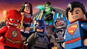 Lego DC Super Heroes: Justice League - Attack of the Legion of Doom (2015) จัสติซ ลีก: ถล่มแผนยึดจักรวาล